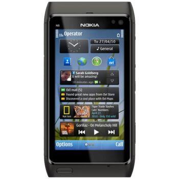 Nokia N8 16Gb , 12 Megapixel, Optik Carl Zeiss