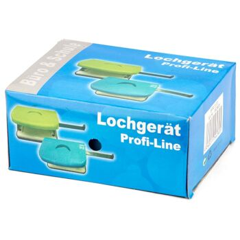 28-562805, Lochgerät Profi Line, Blattlocher, Locher