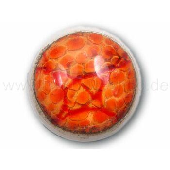 A-ch19 Chunk Button Design: Platten Muster Farbe: orange