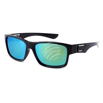 K-121 VIPER Kinder Sonnenbrille Vintage Retro Applikation am Bügel