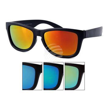 K-123 VIPER Kinder Sonnenbrille Vintage Retro