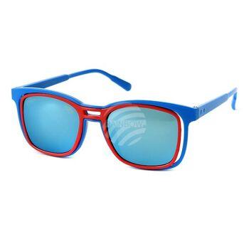 K-131 VIPER Kinder Sonnenbrille Vintage Retro 2 teiliger Rahmen