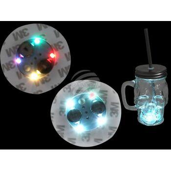 LG-20 LED Flaschenlicht selbstklebend