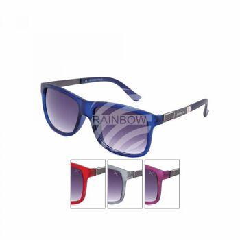 Loox-143 LOOX Sonnenbrille Sonnenbrillen Davos Retro Vintage Hipster Brille sortiert