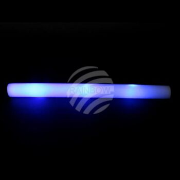 LST-19 LED Leuchtstab weiss, blau leuchtend Motiv:Schaumstoffstab