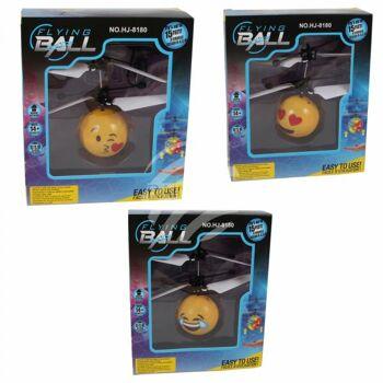 MFB-09 Magic Flying Ball Emoticon