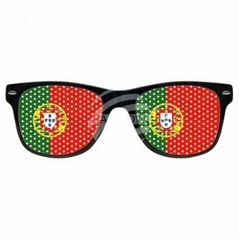 V-1150 VIPER Damen und Herren Sonnenbrille Form: Vintage Retro, Länderbrille Farbe: schwarz