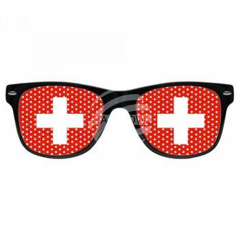 V-1155 VIPER Damen und Herren Sonnenbrille Form: Vintage Retro, Länderbrille Farbe: schwarz