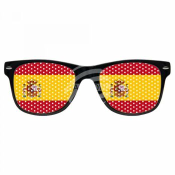V-1157 VIPER Damen und Herren Sonnenbrille Form: Vintage Retro, Länderbrille Farbe: schwarz