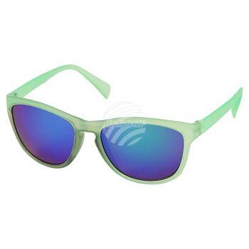 V-1226 VIPER Damen und Herren Sonnenbrille Form: Vintage Retro Farbe: matt transparent, farbig sortiert