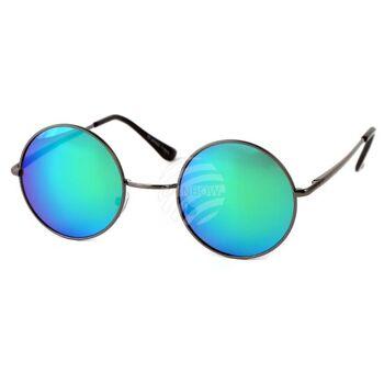 V-1340 VIPER Damen und Herren Sonnenbrille Retro Design