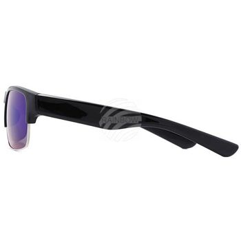 V-1441 Retro Vintage Nerd VIPER Damen und Herren Sonnenbrille breite Bügel schwarz
