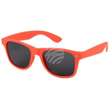 V-816o VIPER Damen und Herren Sonnenbrille Form: Vintage Retro Farbe: matt orange