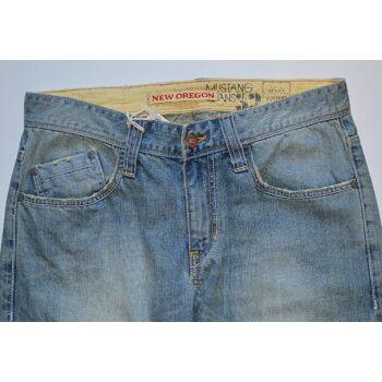 Mustang New Oregon Slim Fit Jeans Hose W32L34 Jeans Hosen 13071404
