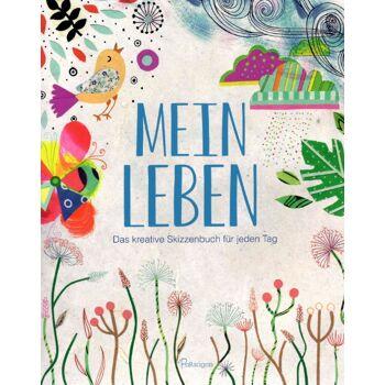 2-832137, Mein Leben Skizzenbuch  Parragon++++++++