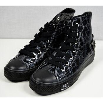 CKS Exclusive Unisex Stiefel Gr.40 Herren Damen Schuhe 18121603
