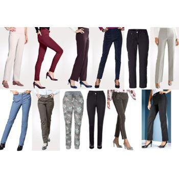 Damen- Hosen und Samen Jeans