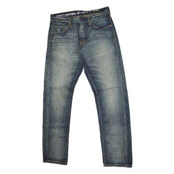 Mustang TBH Burns The BOSSHOSS Black Edition Herren Jeans Hosen 27111401
