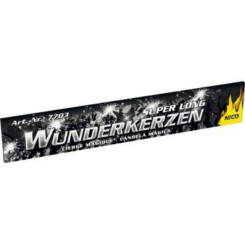 Ganzjahres Jugend Feuerwerk Maxi XXL Wunderkerzen 30 cm im 10 er Pack