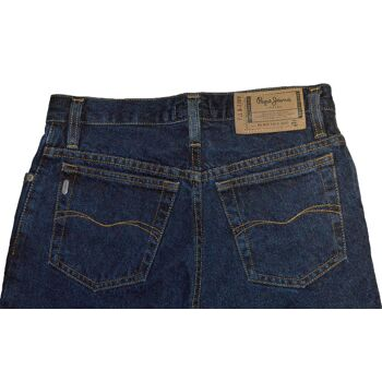 PEPE Jeans London Collins Regular Fit Zip Fly Jeans Hosen 17011507