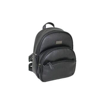 Damen Tasche Umhängetasche Rucksack Backpack PU Klein
