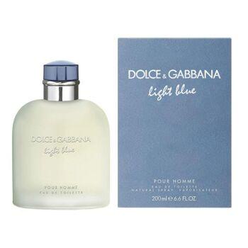 D&G Light Blue (M) 200 ml edt spray