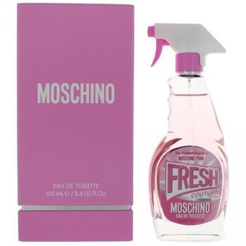 Moschino PINK FRESH COUTURE (L) 100 ml edt spray
