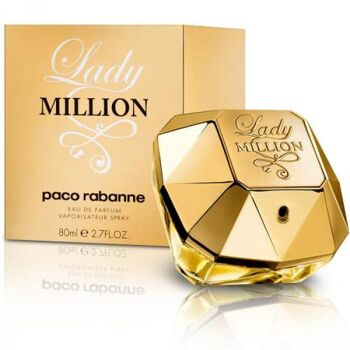 Paco Rabanne LADY MILLION 80 ml edp spray