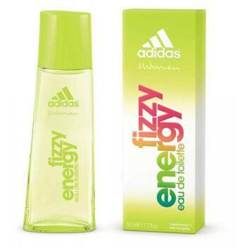 Adidas fizzy energy edt 50ml
