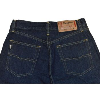 PEPE Jeans London M3 M133 Relaxed Easy Fit Jeans Hosen 24011500