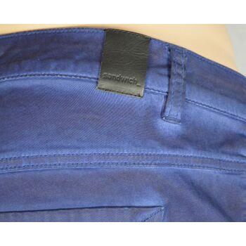 Sandwich Straight Fit Porto Damen Hose Gr.42 (W33L32) Sandwich Damen Hosen 4-262