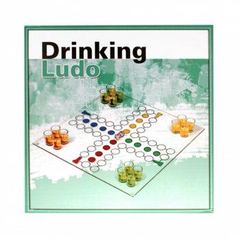 10-549830, Glas Trinkspiel