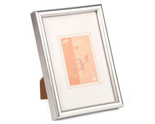 28-690256, Bilderrahmen für 9x13 cm Fotos, Fotorahmen, zum Hängen und Aufstellen