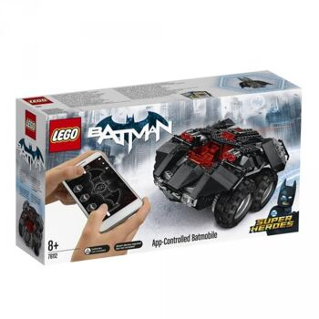 LEGO® DC Comics? Super Heroes App-Gesteuertes Batmobile, 321 Teile