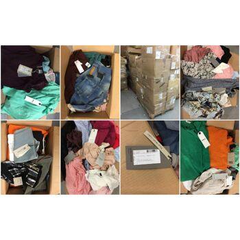 Bestseller Textilien Restposten Kleidung Paletten Mix Vero Moda Only Vila Pieces Jack & Jones etc