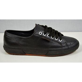 SUPERGA 2750-FGLU Unisex Leder Sneaker UK 7 EUR 41 Schuhe 30121601