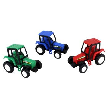 27-80142, Farmer Traktor mit Antrieb+++++++