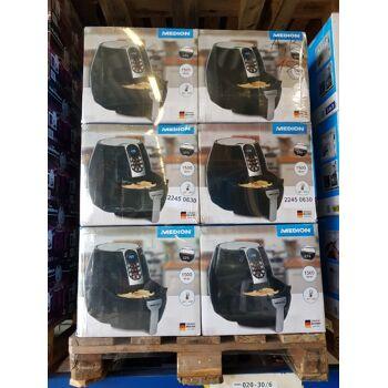 MEDION Heißluftfritteuse MD17320 1500W 2,5l