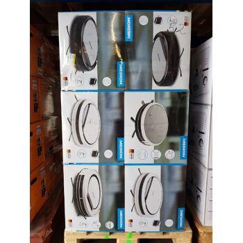 MEDION Saugroboter MD 18500 inkl. Ladestation vollautomatisch Staubsauger 14,4V