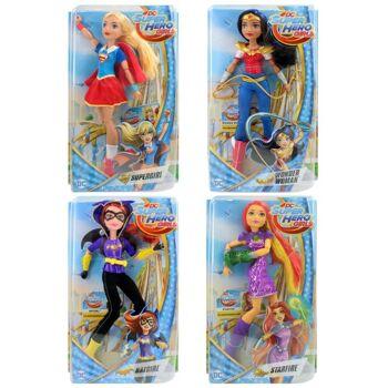 27-50145, Mattel Puppe Super Hero Girls 33 x 20,5 cm, Puppen, Spielpuppen