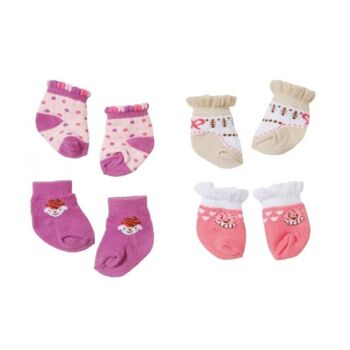 Zapf Baby Annabell® Socken, 2 Paar