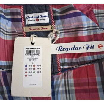 Jack & Jones Mango Shirt S/S Regular Fit Hemd Shirts Herren Hemden 5-1097
