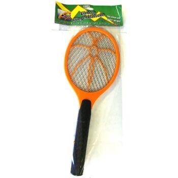 12-90204, Elektro-Fliegenfänger, 45 cm, elektrische Fliegenklatsche, Fliegentöter, Mückentöter, Insektentöter, Insektenfänger