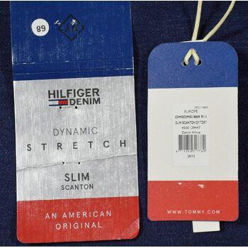 Tommy Hilfiger Denim Slim Scanton DYTDST Dynamic Stretch W28L32 Jeans Hose 5-111