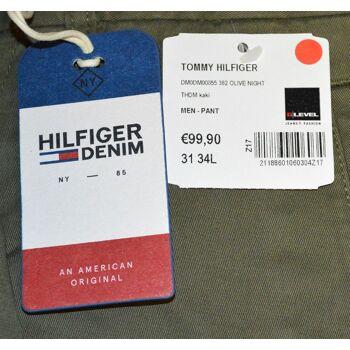 Tommy Hilfiger THDM Slim Chino Ferry 1 BSTT PD W30L32 Herren Chino Hosen 3-1341