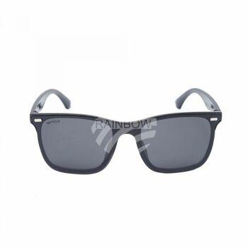 VIPER Sonnenbrille Retro Vintage Nerd flat lens