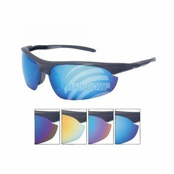VIPER Sonnenbrille Sportbrille Sport Design matt schwarz