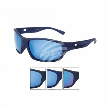 VIPER Sonnenbrille Sportbrille Sport Design rubber touch