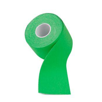 144x Kinesiologie Tape Kinesiology Sport Tape Physiotape Physio 5cm x 5m Farbe: Grün