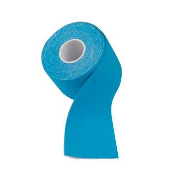 144x Kinesiologie Tape Kinesiology Sport Tape Physiotape Physio 5cm x 5m Farbe: Hellblau